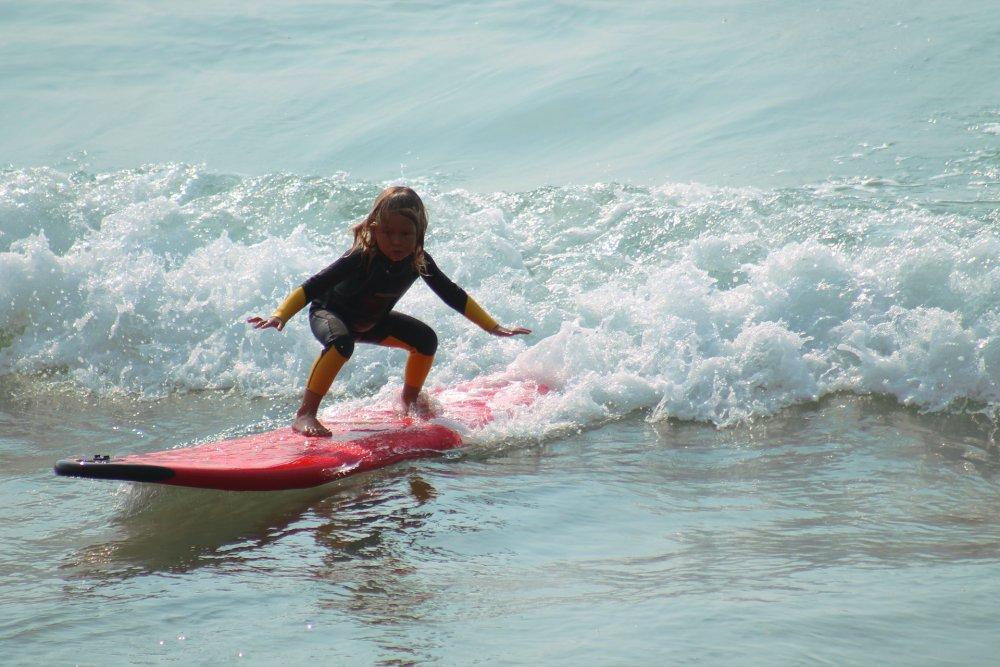 Incorporar actividad surf